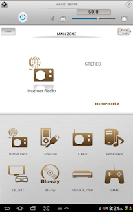 Marantz Remote App - screenshot thumbnail