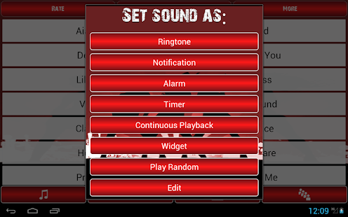 Free Latin Ringtones - screenshot thumbnail