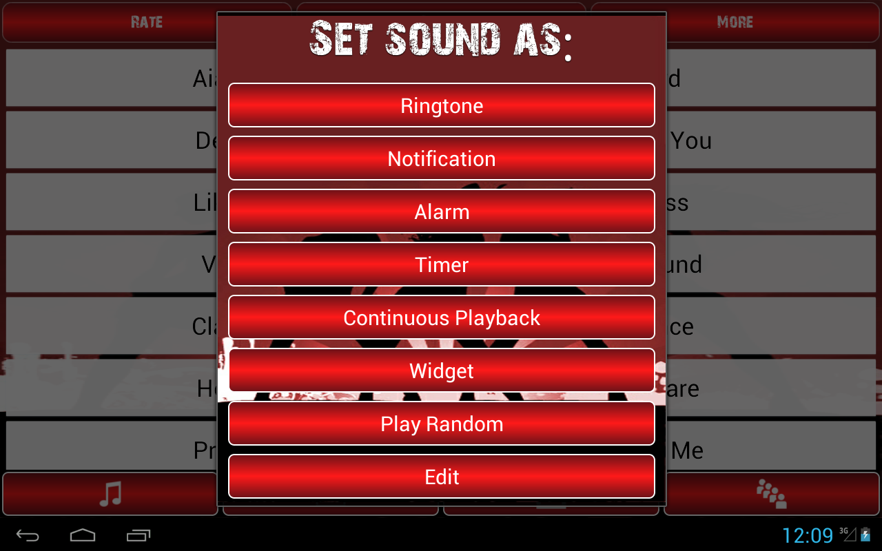 Free Latin Ringtones - screenshot
