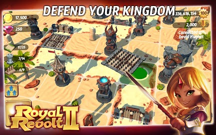 Royal Revolt 2 Screenshot 3