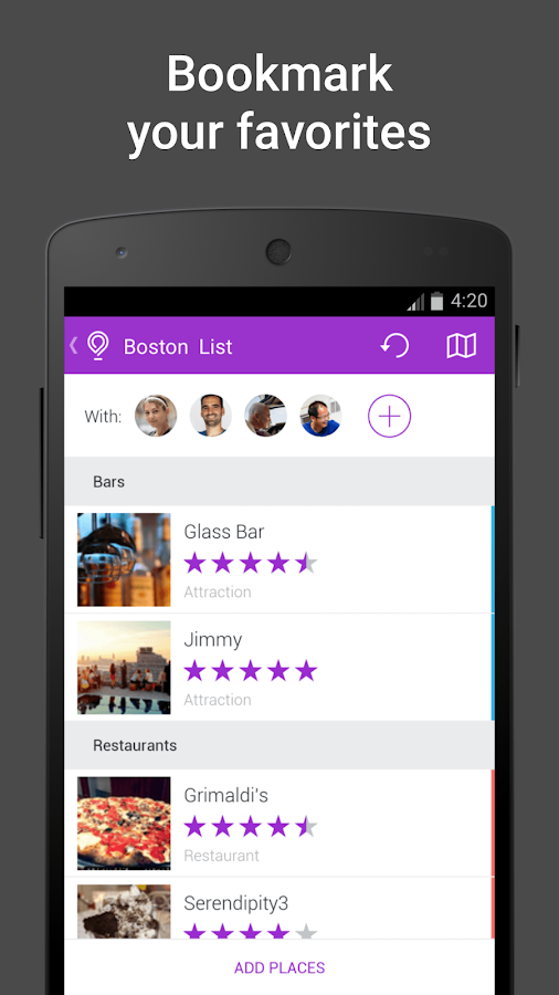 Boston City Guide - Gogobot - screenshot