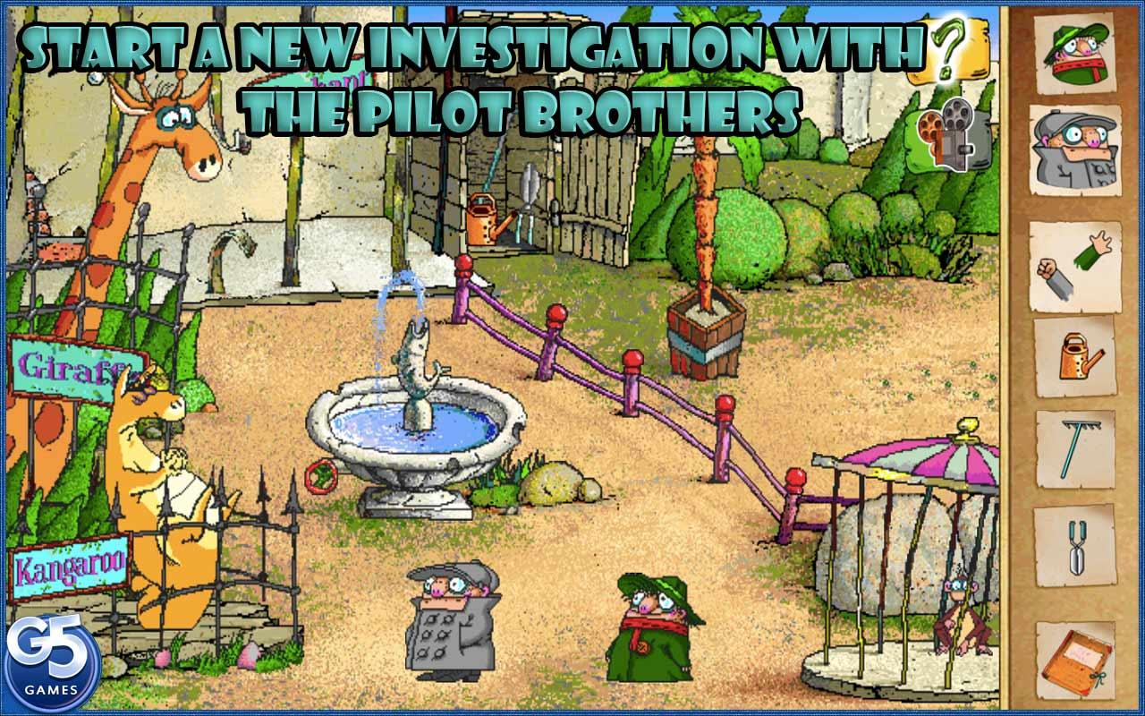 Pilot Brothers - screenshot