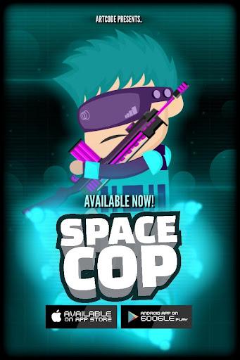 Space Cop