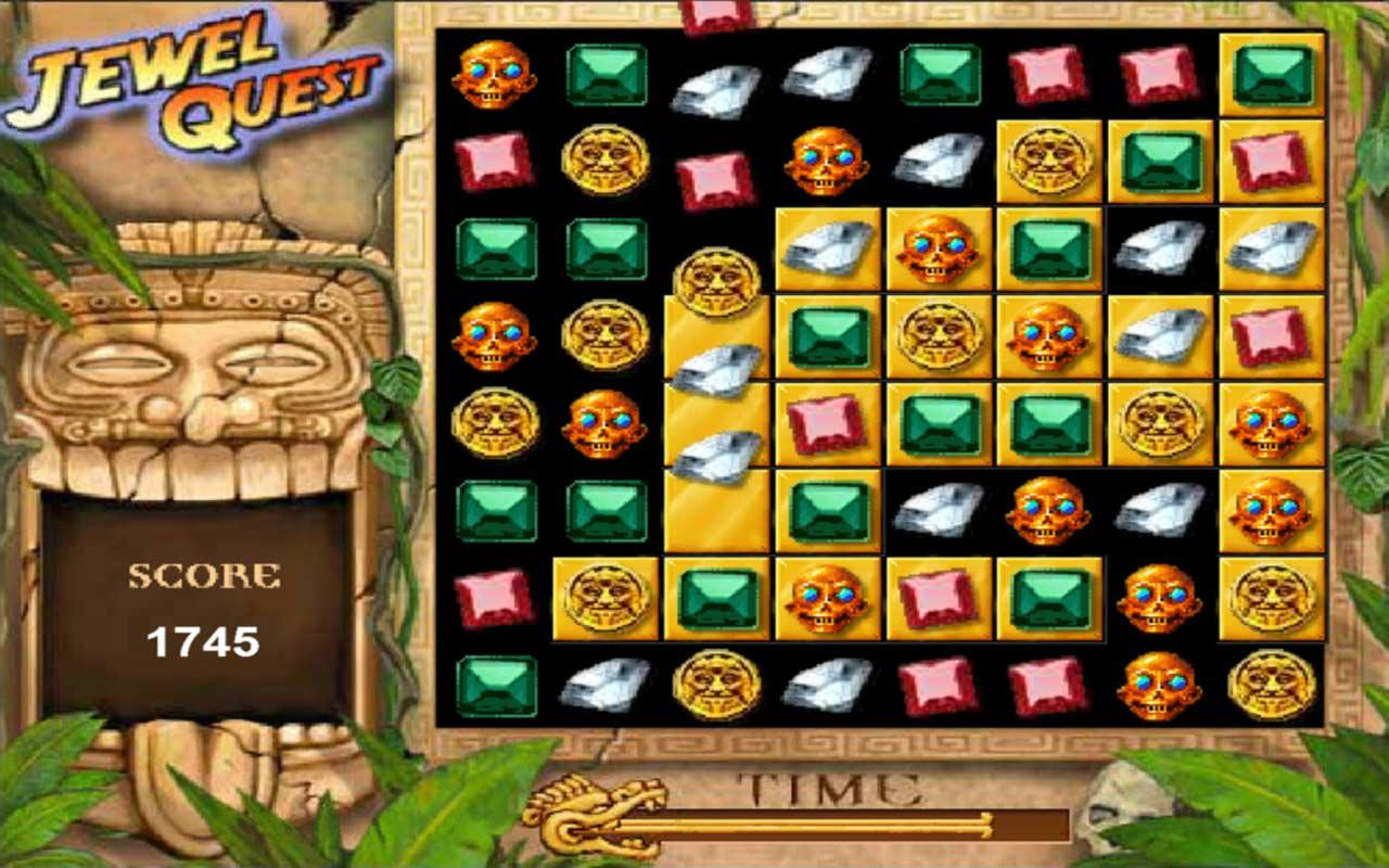 Jewel Quest Lite - screenshot
