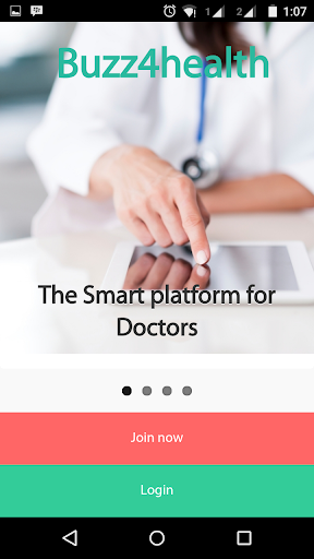 Buzz4health -Doctor's Platform