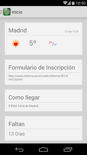 Infarma Madrid