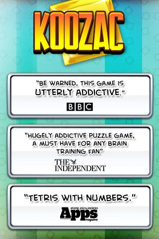 KooZac - screenshot