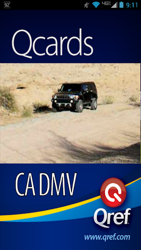 CA DMV Driver's License Prep