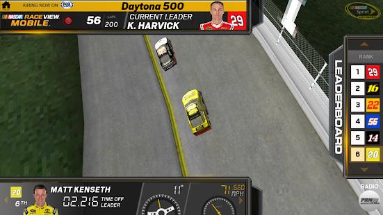 NASCAR RACEVIEW MOBILE Screenshot 33