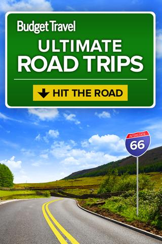 BudgetTravel Road Trips- screenshot