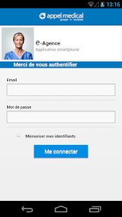 AM Mobilite Appel Medical – Vignette de la capture d'écran