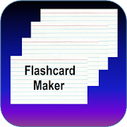 Flashcard Maker (Ad free)