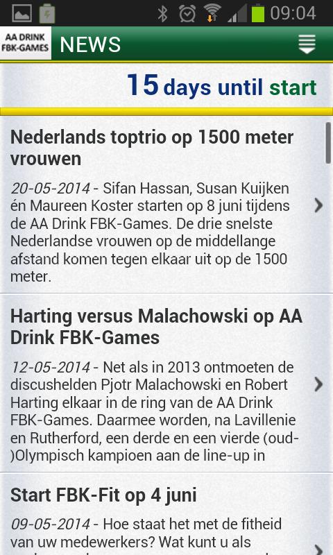 AA Drink FBK-Games - screenshot