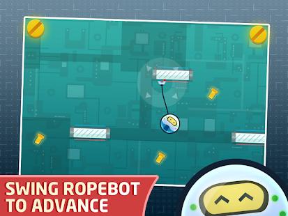 RopeBot Lite - Bot Game- screenshot thumbnail