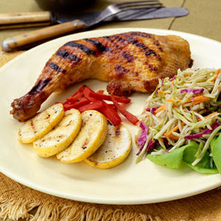 Honey-Lime Grilled Chicken