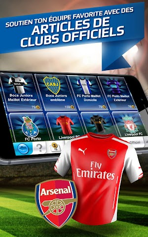 android Top Eleven Be a Soccer Manager Screenshot 4