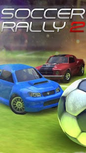 SoccerRally World Championship- screenshot thumbnail