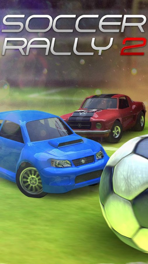 SoccerRally World Championship - screenshot