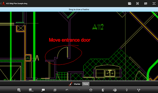 AutoCAD 360 Screenshot 9