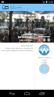 YellWifi Free WiFi Community - screenshot thumbnail