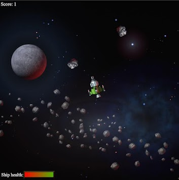 Super Space Blaster apk screenshot