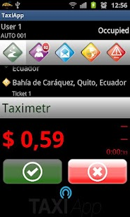TaxiApp - screenshot thumbnail