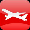 雄獅訂機票 logo