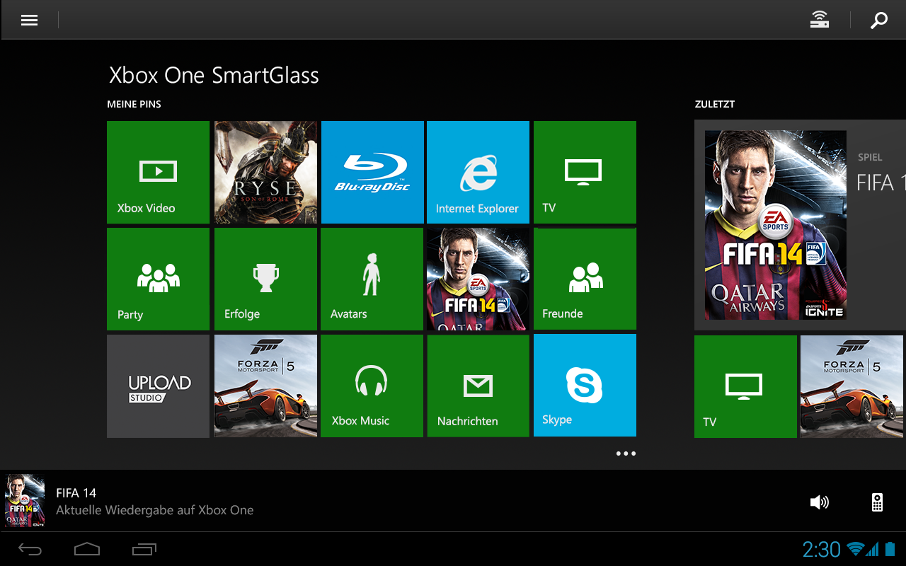 how to get apps on xbox one