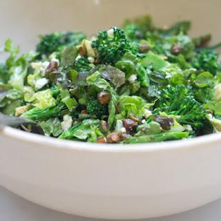 The Greenest Salad.