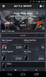 Battlelog Screenshot 4