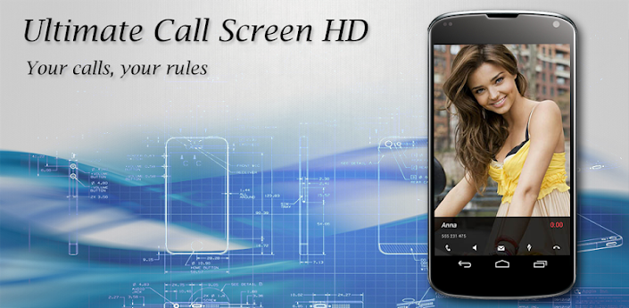 Ultimate Call Screen HD Pro v9.7.2 Apk Full App
