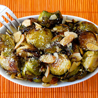 Roast Brussels Sprouts.