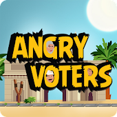 Angry Voters - Indian election