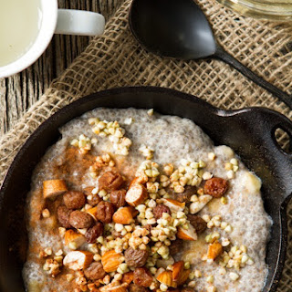 Chia Seed Breakfast Bowl.