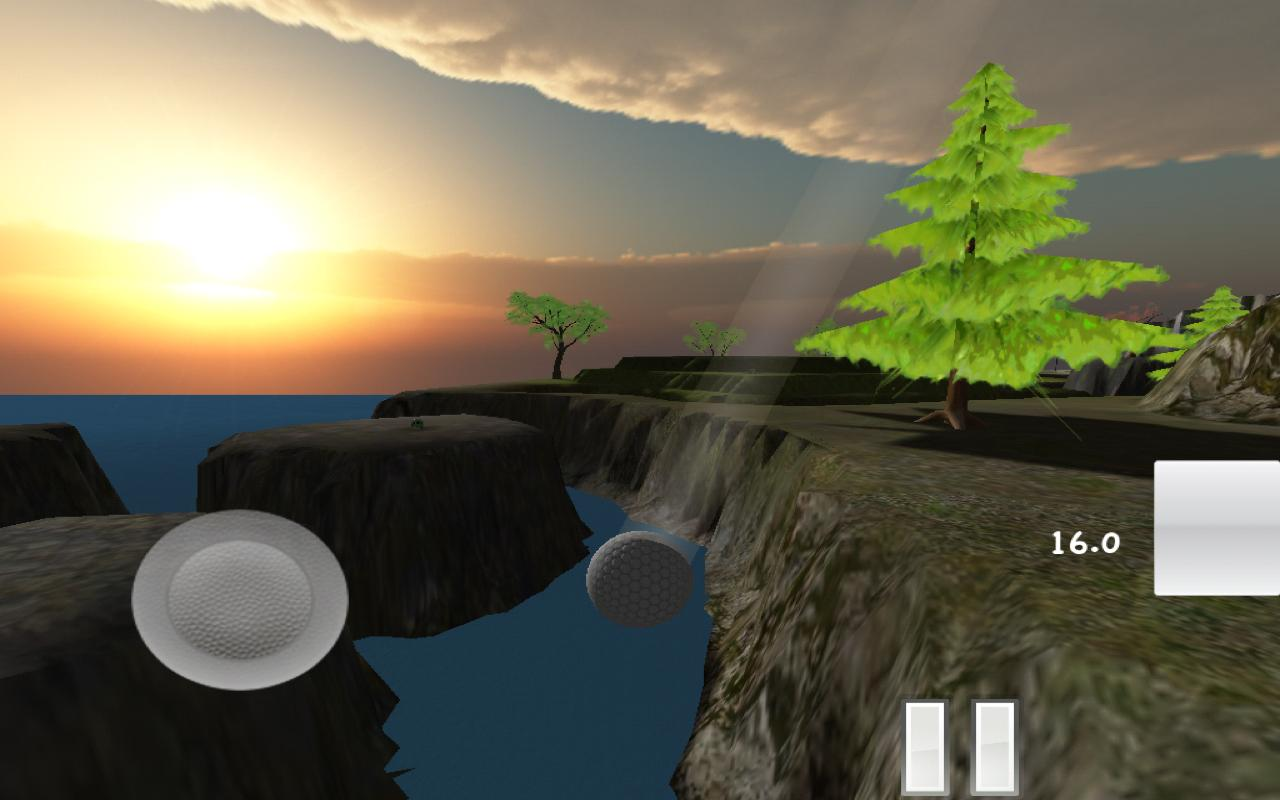 Golf Island (Free)- screenshot