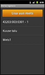 Metsa tagavara- screenshot thumbnail