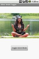 Screenshot of Snooki Silent Mode Toggle