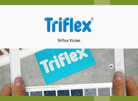 Screenshot of Triflex Vision