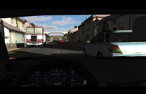Next Generation Traffic Racing