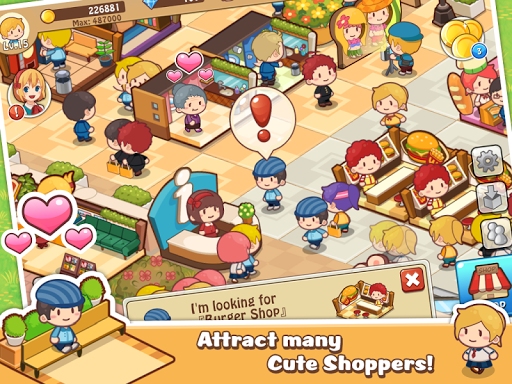 Happy Mall Story: Sim Game  screenshots 8