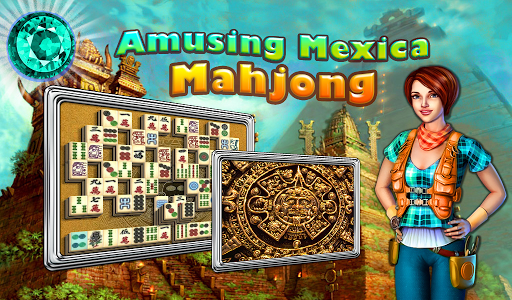Mahjong Amusing Mexica Free