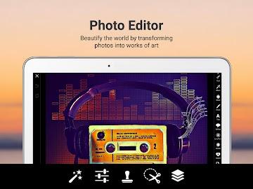 PicsArt Photo Studio Screenshot 1
