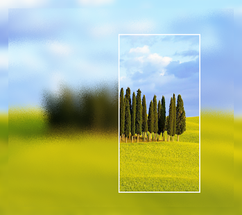 Photo Effect Eraser - Blur With Style Screenshot