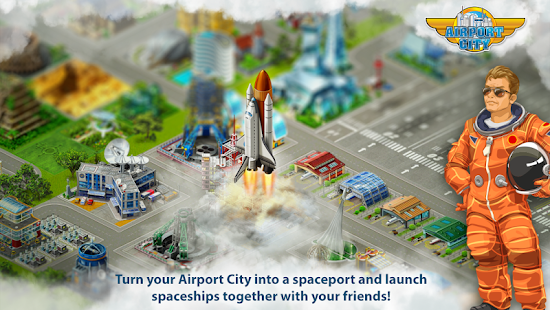 Airport City- screenshot thumbnail