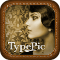 TypePic-Text on photo editor icon