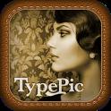 TypePic-Text on photo editor icon