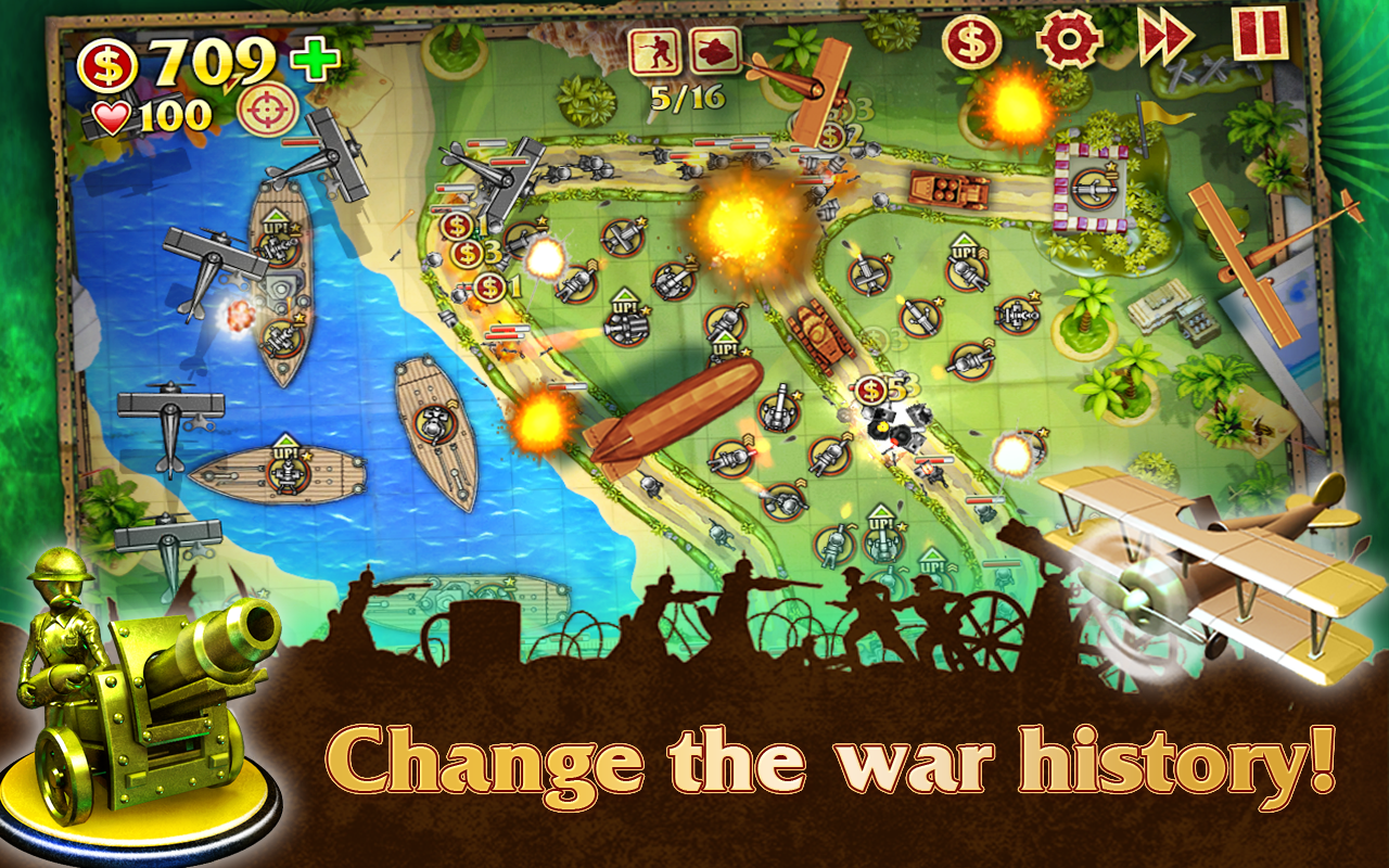 Toy Defense – strategy- screenshot