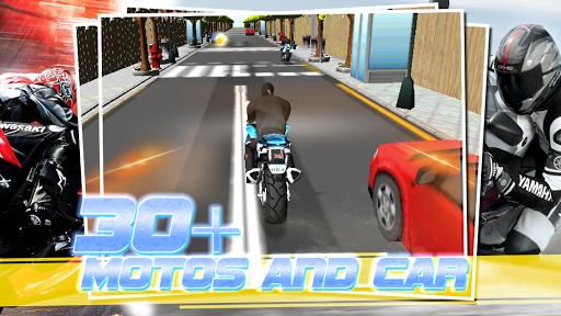 Racing Moto Crazy Speed Racing