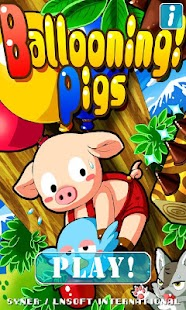 Ballooning Pigs for Android- screenshot thumbnail