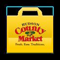 Hudson County Market logo